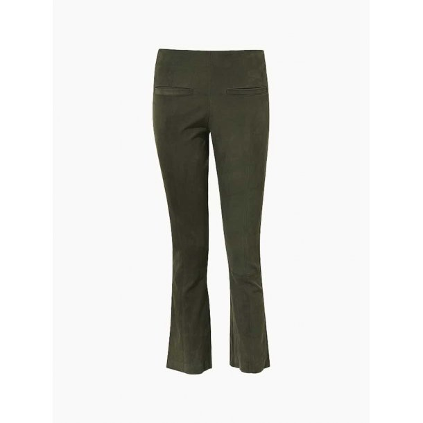 Fine Copenhagen Rosie Cropped Pants - Olive
