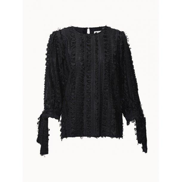 Fine Copenhagen Malou Blouse - Black
