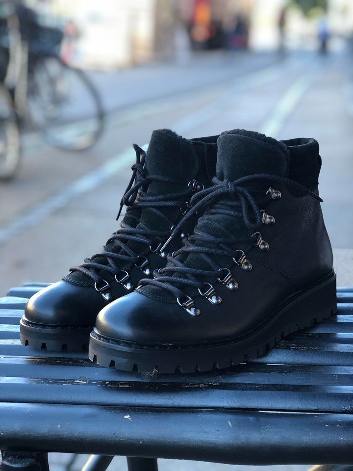 ivylee Atlas Boot - Black