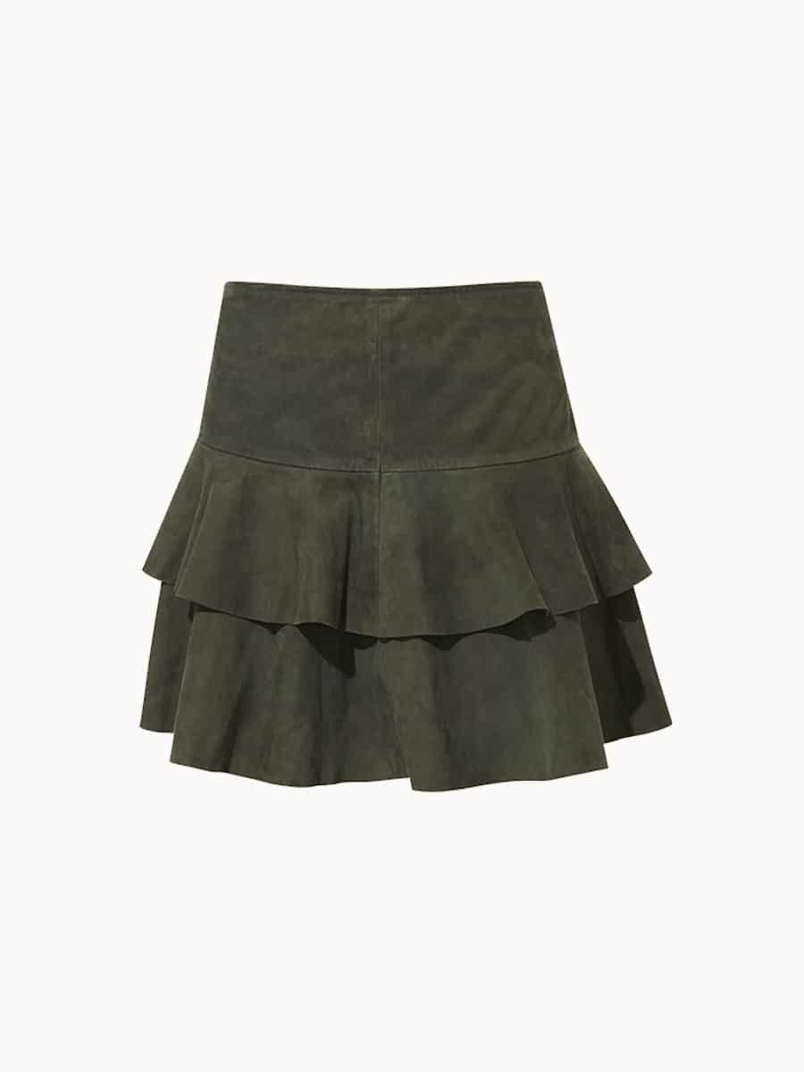 Fine Copenhagen Rosie Skirt - Olive