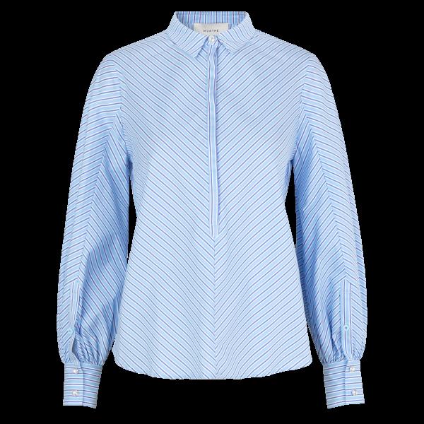 Munthe JETSET shirt blue