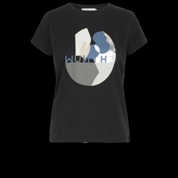 Munthe  Elena t-shirt 2 Black