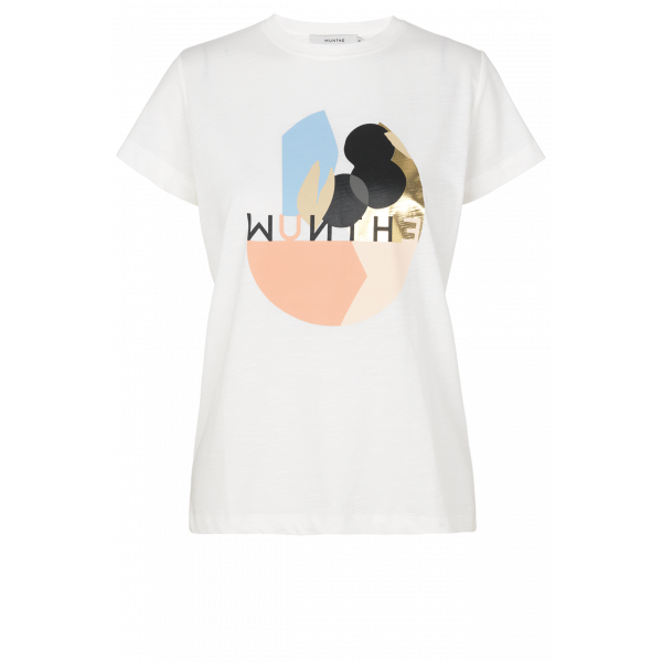 Munthe  Elena t-shirt 33 White