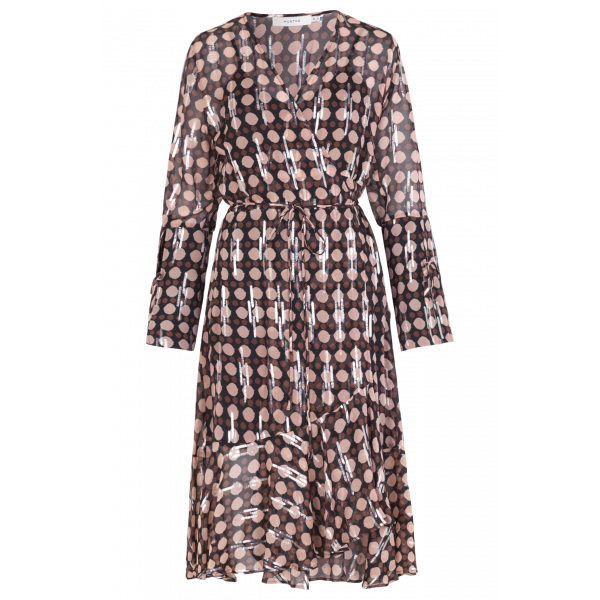 Munthe Earth dress 63 mocca
