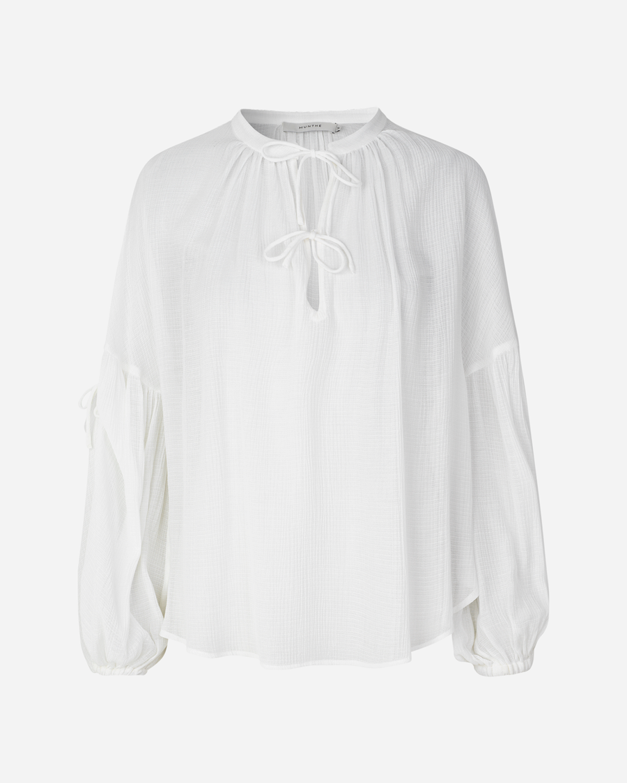 Munthe Meter Shirt - 76 Ivory