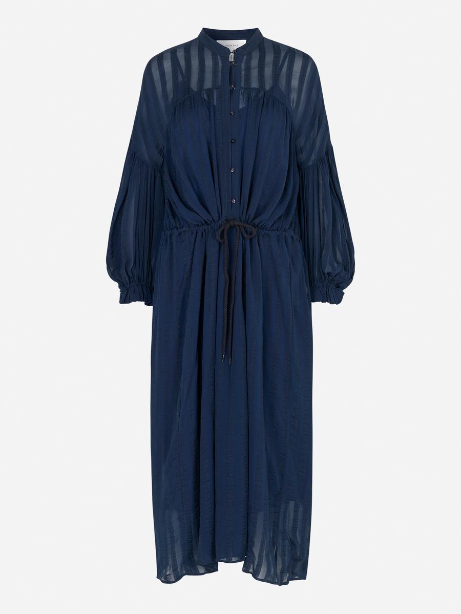 Munthe Lannel Dress - 36 blue