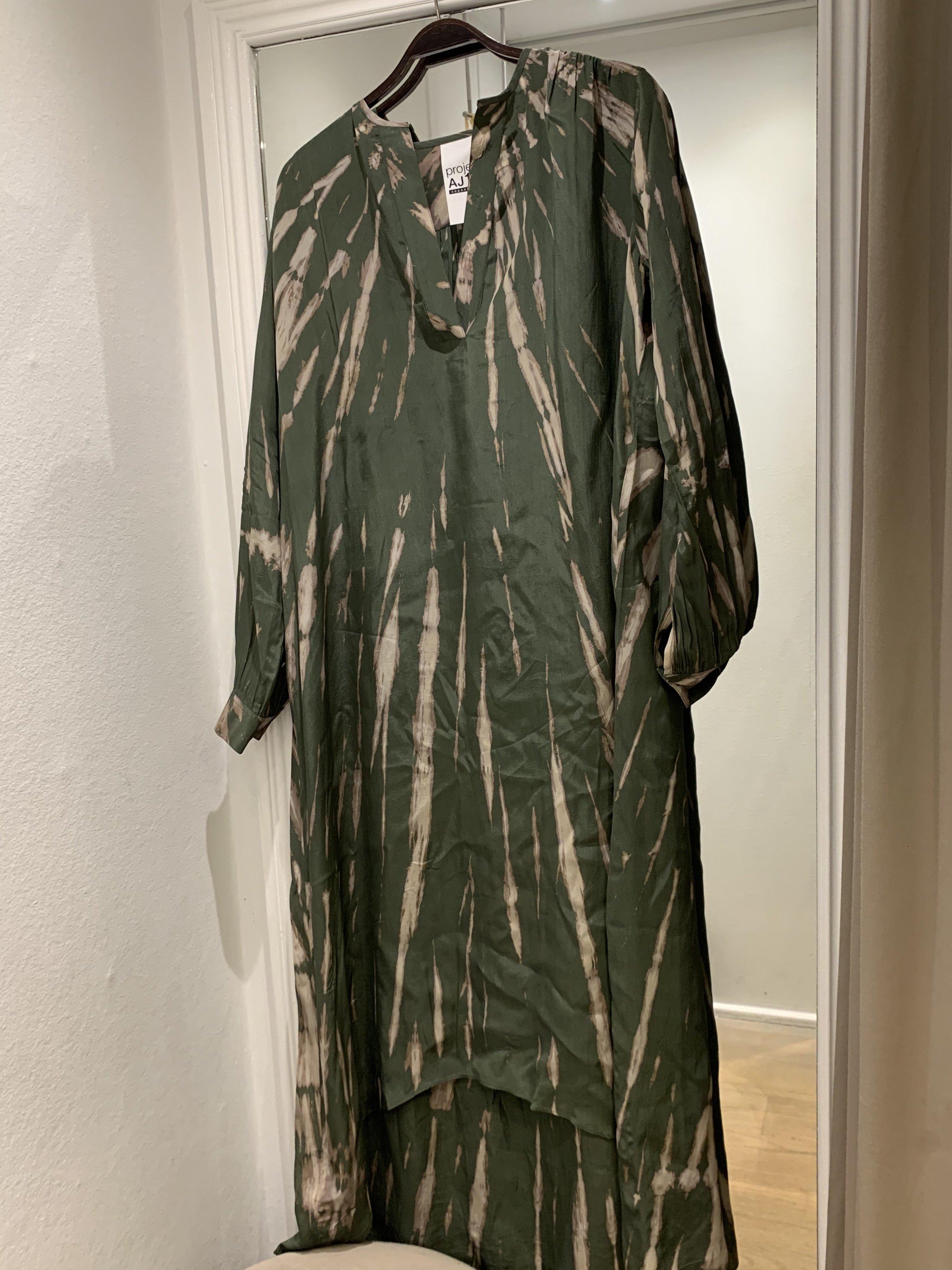 AJ 117 Project Faitheen Dress - 992 Khaki Jungle
