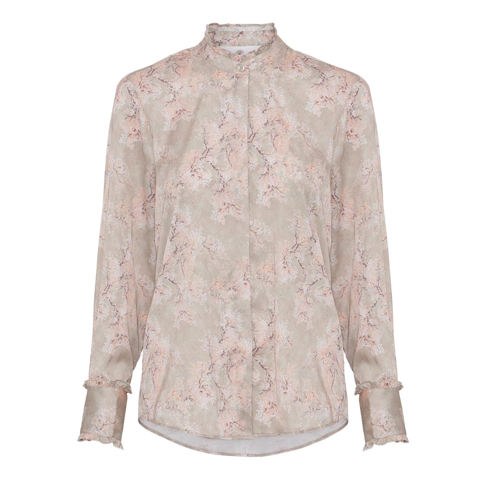 Karmamia Edith Shirt Cherry Blossom