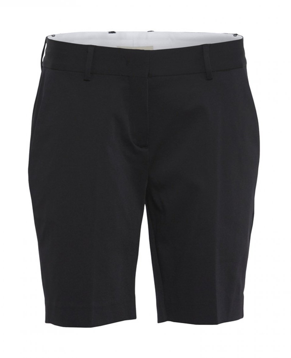 PBO Beck Long Shorts - Black