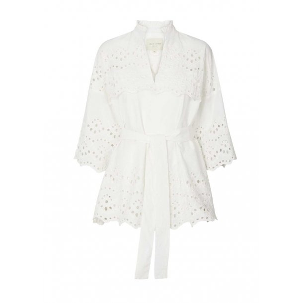 Lollys Laundry Kane Blouse - 01 White