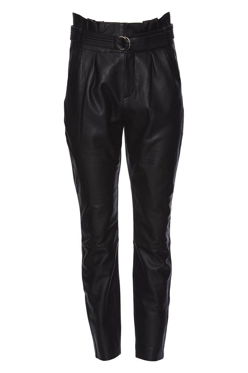 Rue De Femme  New Sina Pant Black 20