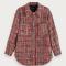 Maison Scotch 159197 Shirt jacket in tweed fabric