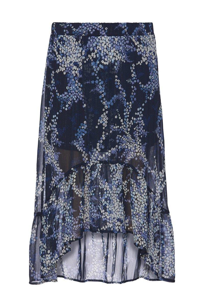 Rue De Femme  Vicky Skirt Blue 271