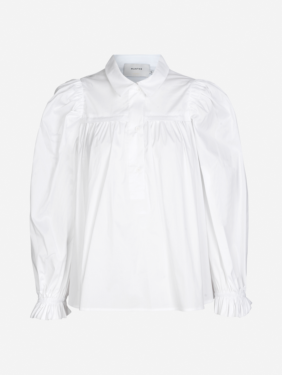 Munthe Lagos Shirt - White