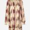 Munthe Layover Dress - 3 Pink