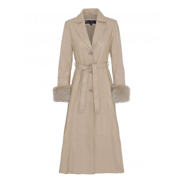 Meotine Blake Coat Camel