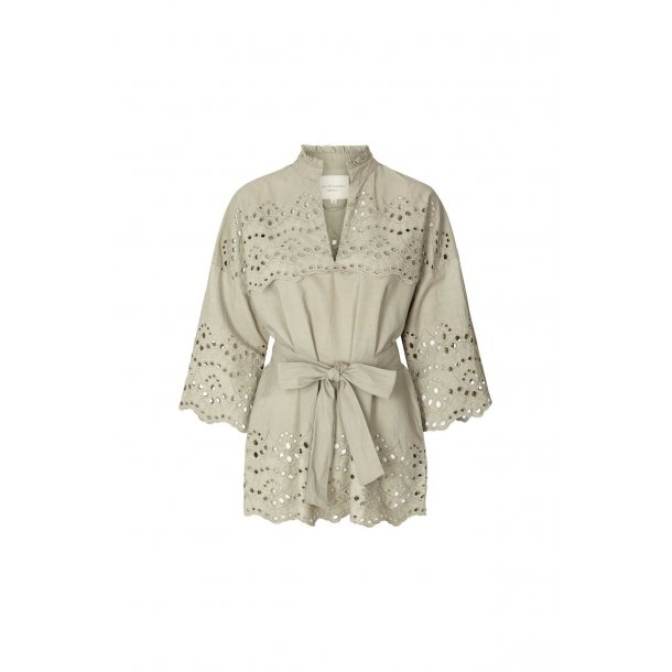 Lollys Laundry Kane Blouse 44 Army