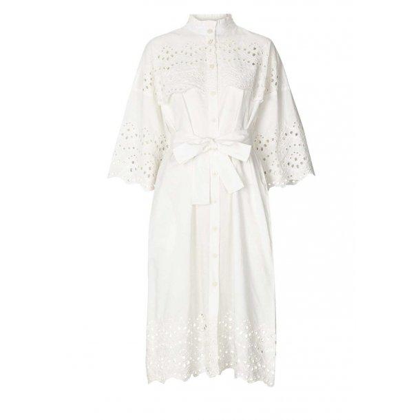 Lollys Laundry Tumi Dress - 01 White