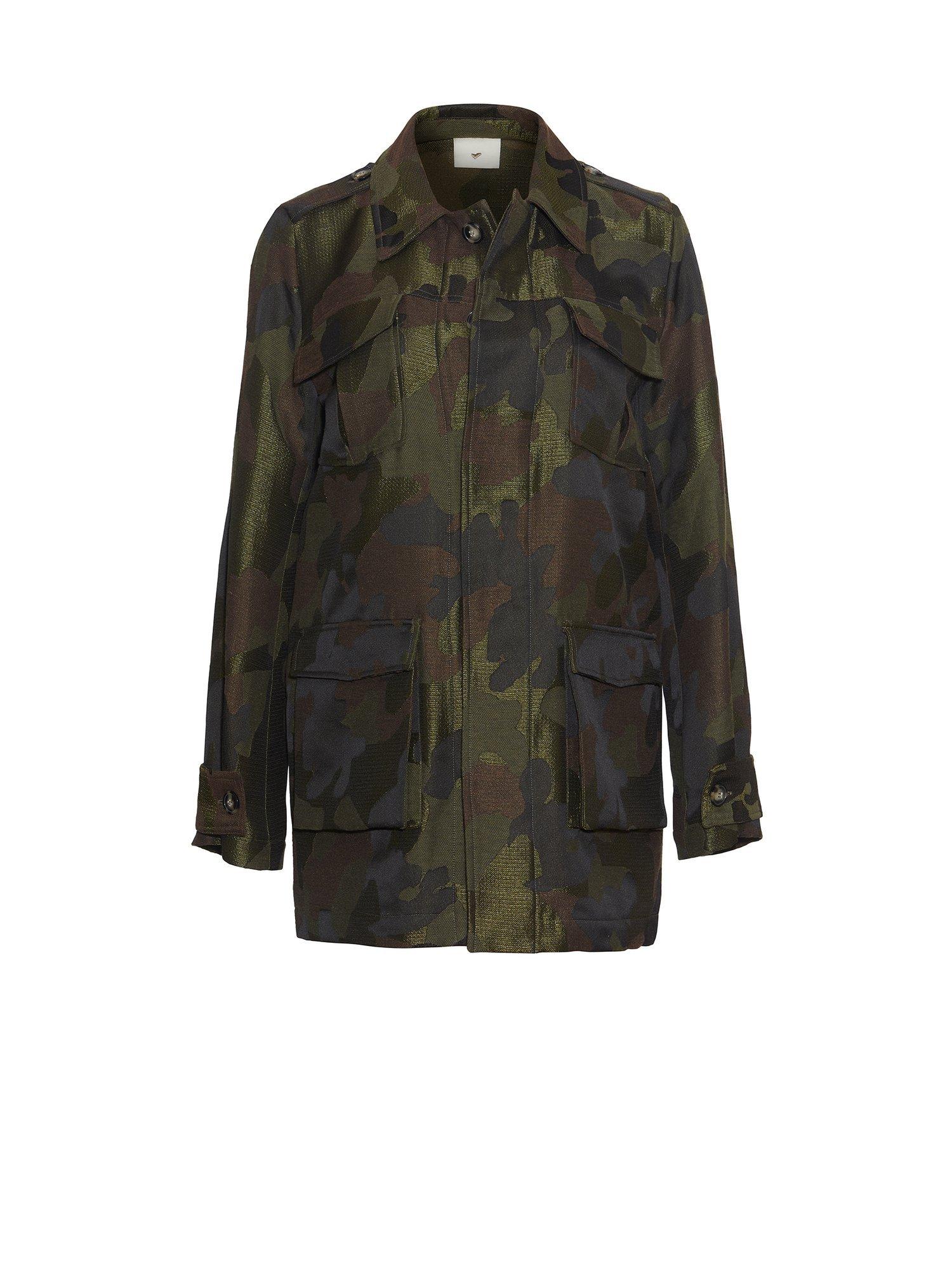 Heartmade/Julie Fagerholt Rela Jacket - 202 Camouflage