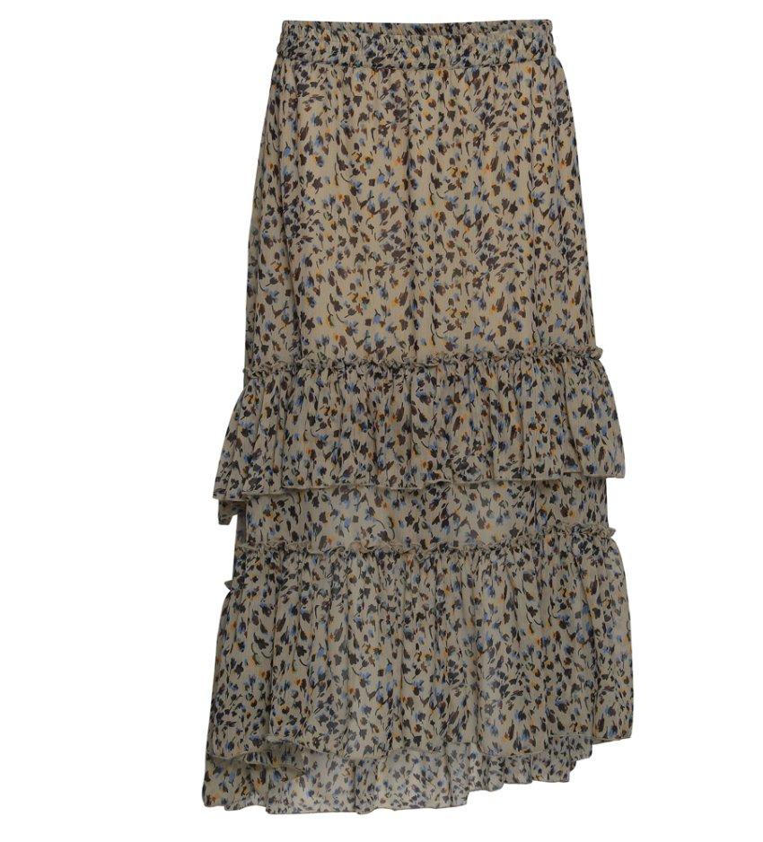 MACHE Fleur Skirt - Beige