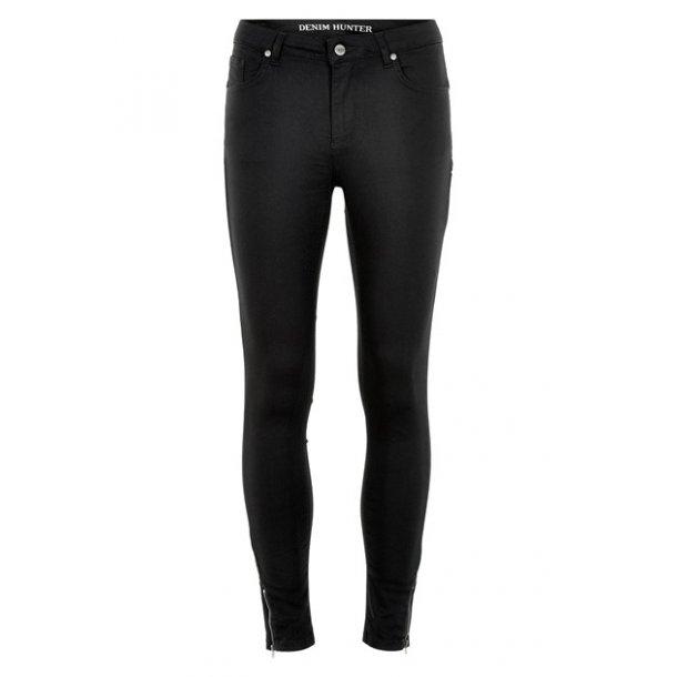 Denim Hunter Celina Zip Custom Jeans Black
