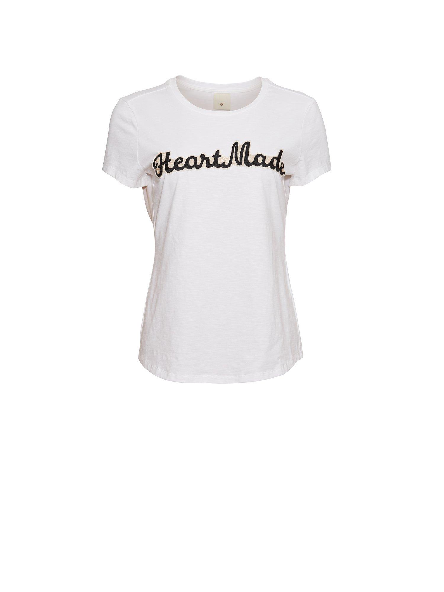 Heartmade/Julie Fagerholt Esla HM white t-shirt