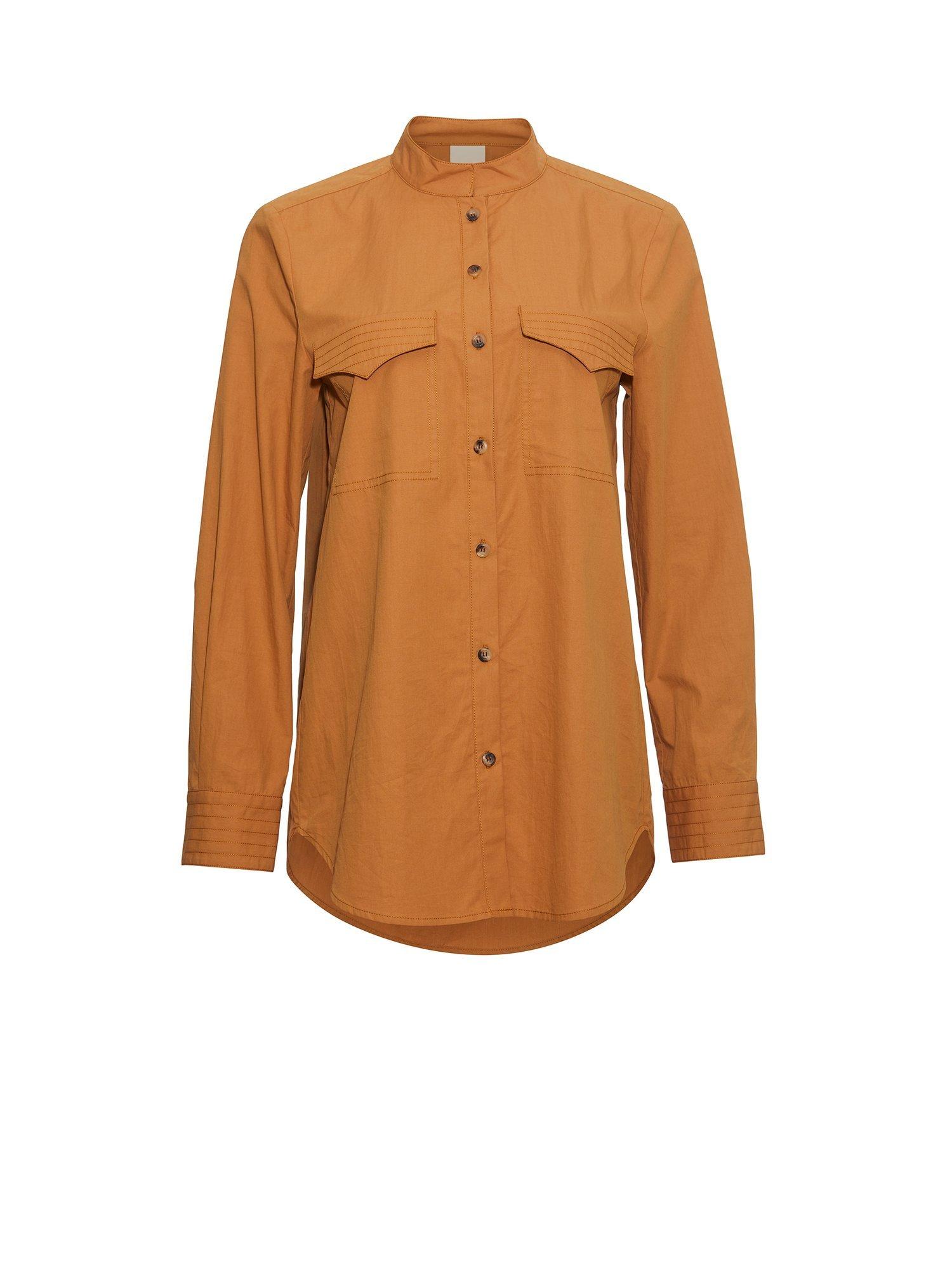 Heartmade/Julie Fagerholt Malia Shirt Camel 197