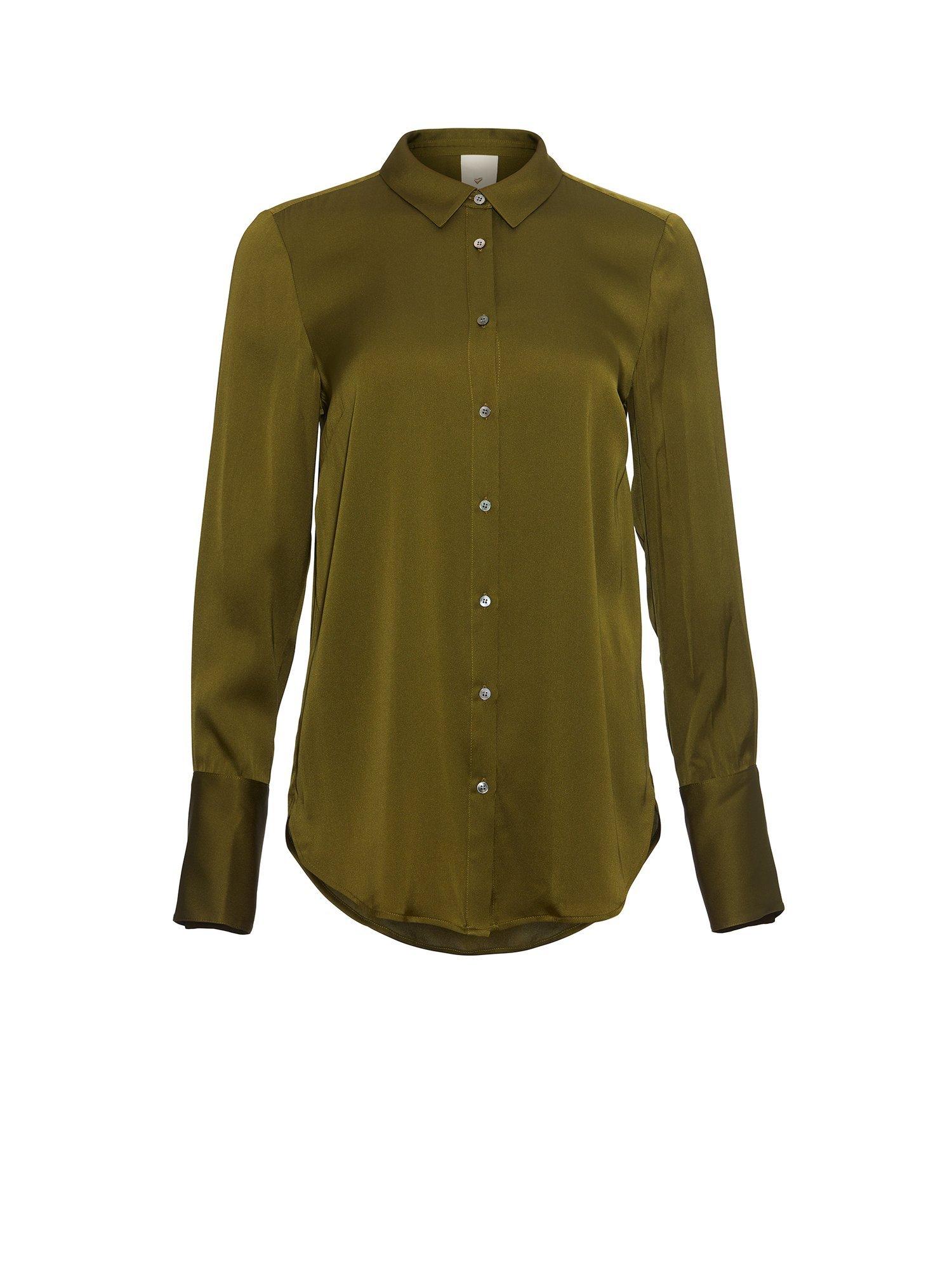 Heartmade/Julie Fagerholt Miri Shirt Army Green 554