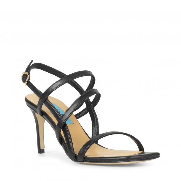 Apair Heeled Sandal Parma Nero
