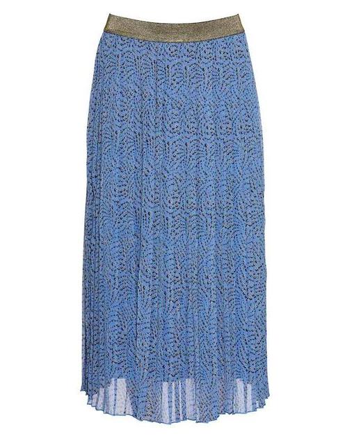 Rue De Femme Asa Skirt -211 Blue