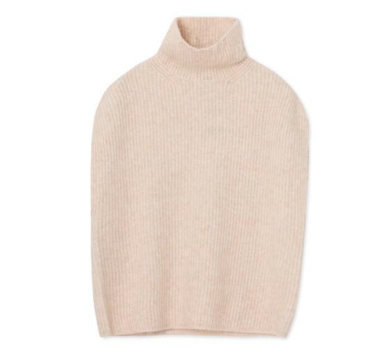 Graumann Coco Vest - Camel Knit