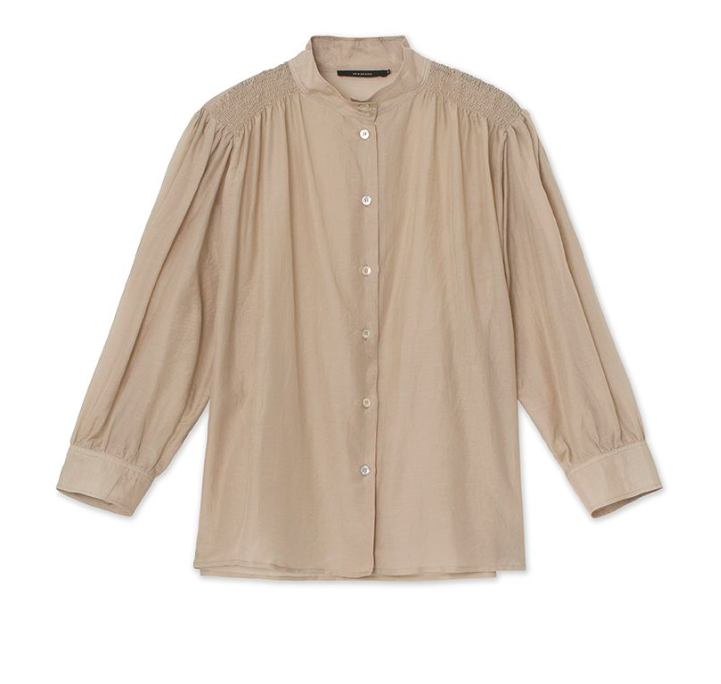 Graumann Dina Shirt - Lux. Cotton Silk