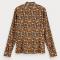 Maison Scotch 158897 slim fit sotton viscose shirt