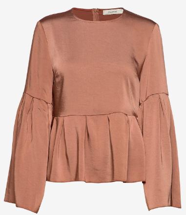 Munthe Lourdes Shirt - 4 brown