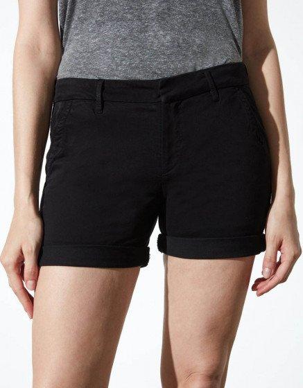 Reiko Selena  Shorts - Black