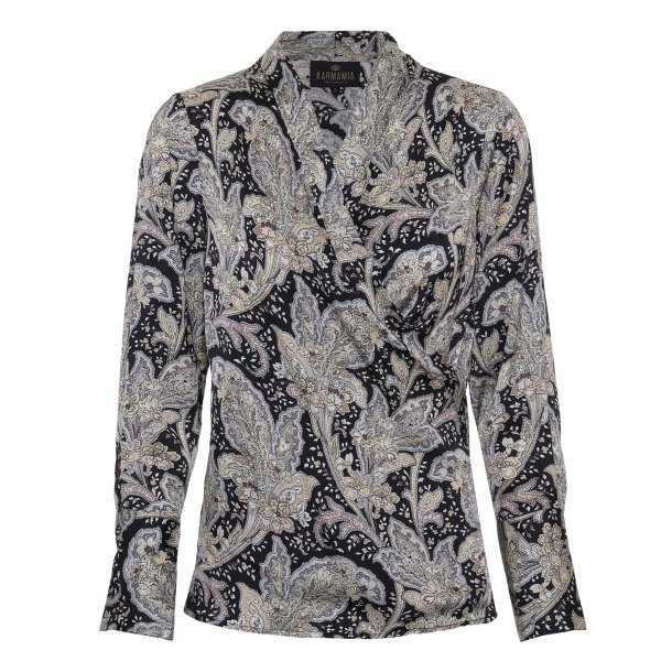 Karmamia Billie Shirt Paisley