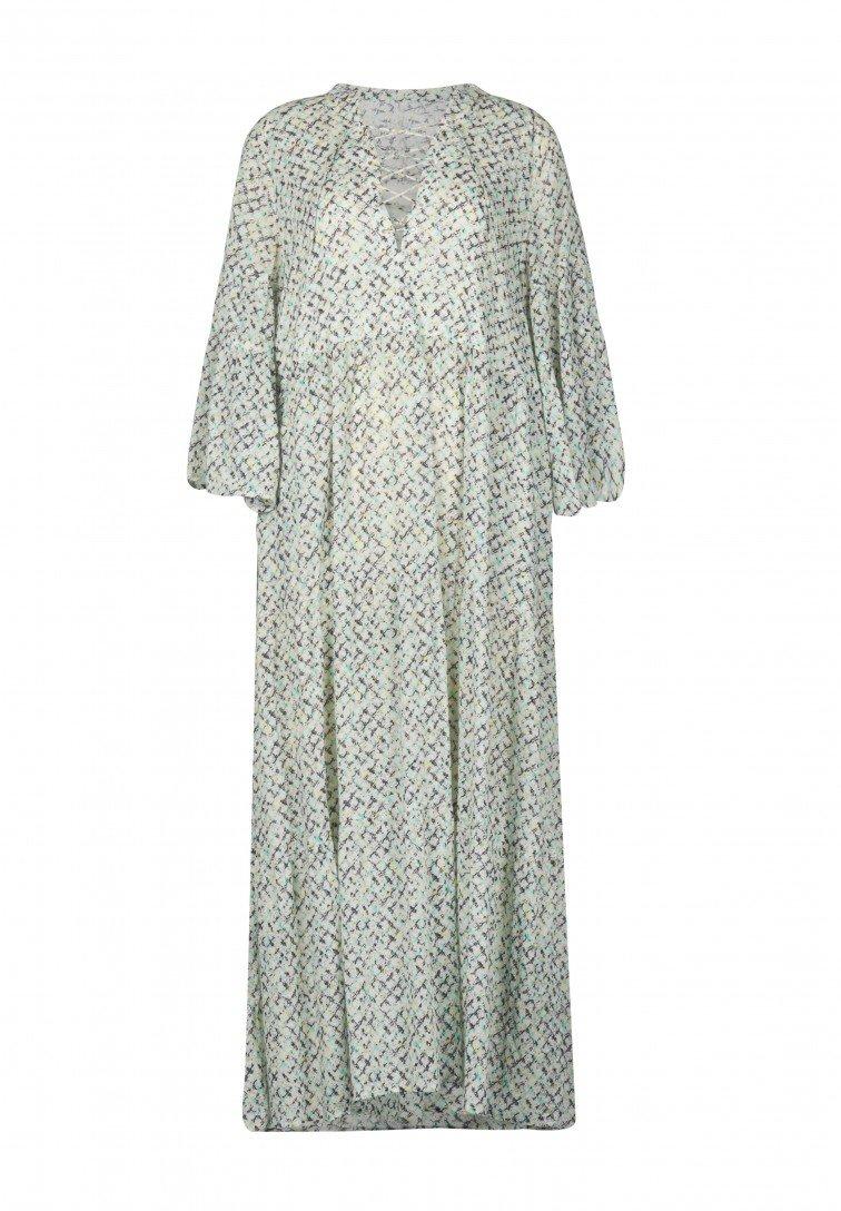 Lala Berlin Dress Davina - Kufiya Cocktail Mint