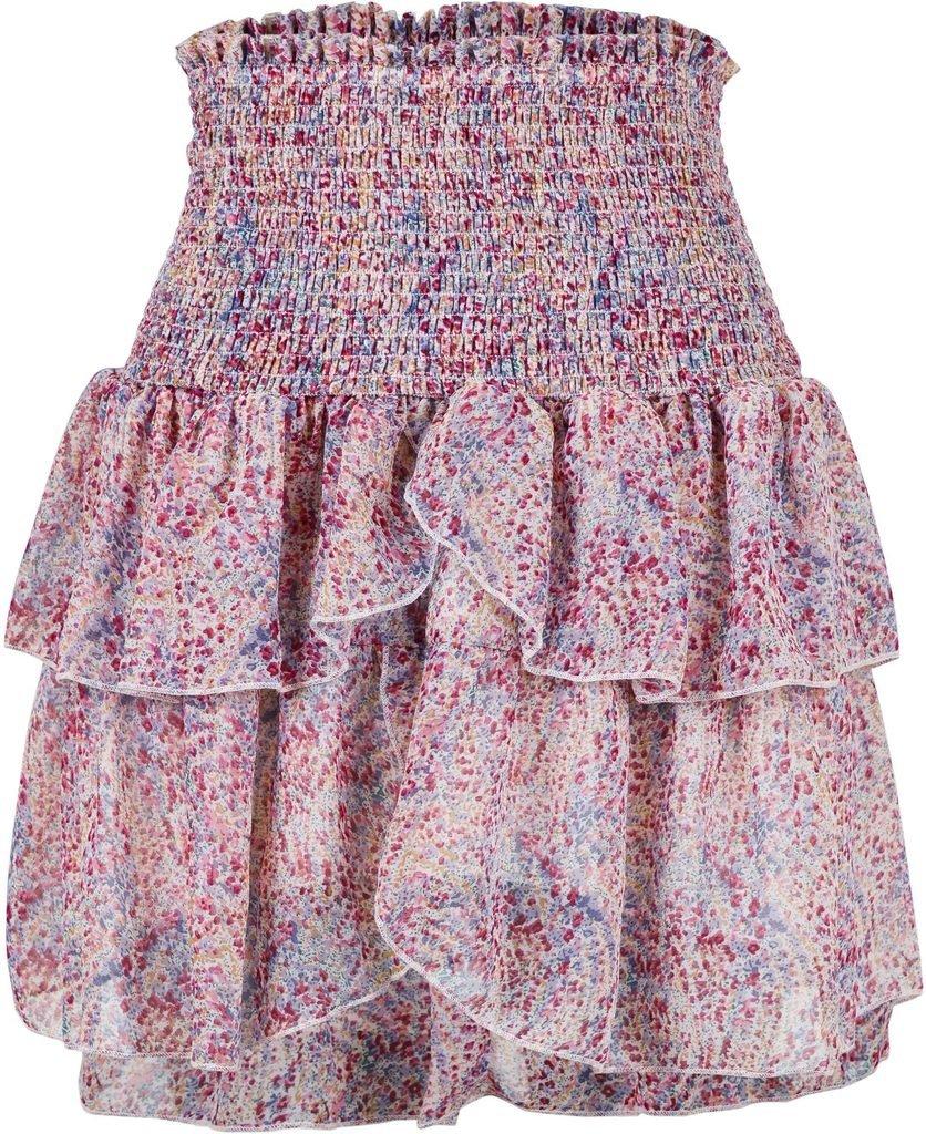 Neo Noir Carin Flower Skirt - 181 Lavender
