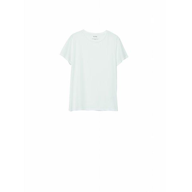 American Vintage  VEGI54 White T-shirt